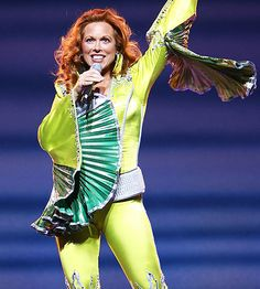 Carolee Carmello in Mamma Mia