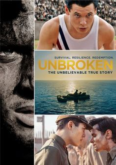 COMING SOON - Availability: http://130.157.138.11/record= Unbroken DVD