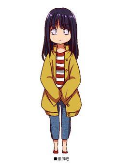 chibi hinata hyuga (Aminato-kun) Tags: anime chibi images fanart deviantart uzumaki hinata hyuga hyuuga byakugan pixiv