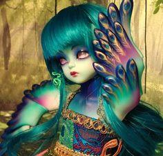 ~~the magical peacock~~ Soom Yrie/Alk