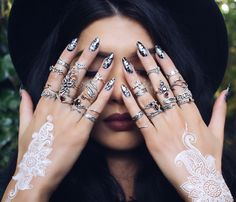 ✌️ Lots of new rings coming to the site! ✌ | www.INDIGOLUNE.com
