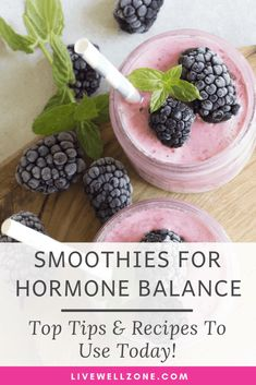 To boost your pcos diet, try some pcos smoothie recipes! Smoothies for hormone balance are great for Smoothie Fruit, Detox Smoothie Recipes, Raspberry Smoothie, Healthy Smoothies, Healthy Drinks, Healthy Recipes, Smoothie King, Diet Drinks, Smoothie Powder