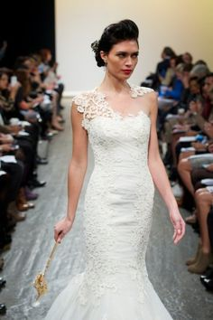 Ines Disanto - wait until you see the back of this dress!