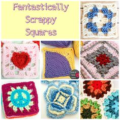 Free Crochet Motif Patterns