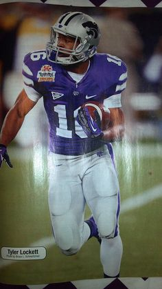 65 Best Tyler Lockett Images Tyler Lockett Kansas State
