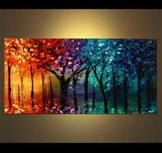 abstract landscape paintings - Google Search More