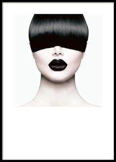 Modern fashion poster med fotografi av modell i lugg - bang Pink Paris, Prada Poster, Poster 40x50, Coco Chanel, Buy Prints Online, Mode Poster, Deco Paint, Art Prints For Home, Art Optical