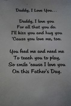 Amazing Collection Of fathers Day Quotes Pictures Poems Slogans And Pictures Share with one And All Wish Your father A Very Happy Fathers Day Fathers Day Poems, Happy Fathers Day, Kids Fathers Day Crafts, Dad Crafts, Daddy Day, Mother And Father, Mothers, Father Sday, Daddy Gifts