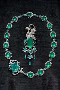 Luminous jade jewelry done right!