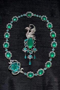 Luminous jade jewelry done right!