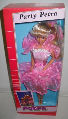 """This was my first """"Barbie"""" doll. (and it's going for nearly R1000 on ebay!)"""