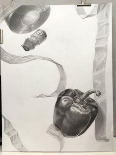 Pencil Shading, Object Drawing, Art Drawings, Sketches, Artwork, Artist, Poster, Anatomy Art, Drawing Drawing