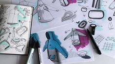 FRAGMENT raincoat, customizable sport clothes on Behance