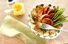 Molho de maracujá fácil para salada | DigaMaria.com