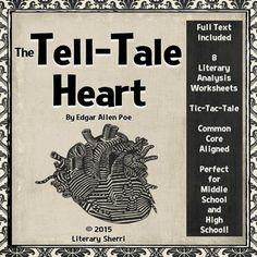 tell tale heart essays
