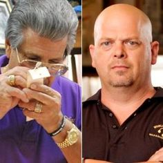 Which do you prefer? Cajun Pawn Stars or the original Pawn Stars?