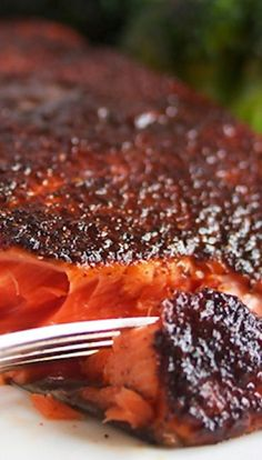 Maple Glazed Salmon [with VIDEO] | Lexi's Clean Kitchen