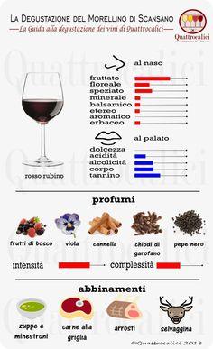Impariamo a degustare il vino Montepulciano su Quattrocalici. Wine Party Appetizers, Cheese Game, Cheese Party, Riesling Wine, Wine Tasting Party, Tasting Menu, Wine Education, Spanish Wine, Wine Guide