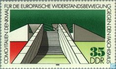 1988 GDR - Memorial