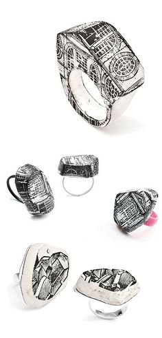 June 2014 | The Carrotbox modern jewellery blog and shop — obsessed with rings