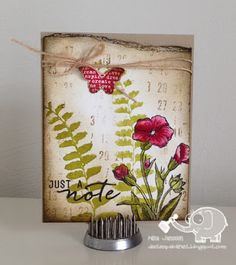 july - 2015 - Punch Elephant - Page 2 3d Paper Flowers, Theme Nature, Make Blog, Butterfly Cards, Homemade Cards, Stampin Up, Projects To Try, Card Making, Paper Crafts