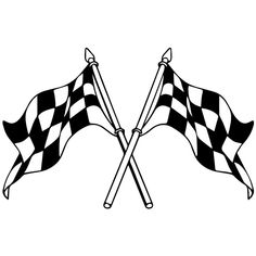 Crossed Checkered Racing Flags Auto Racing Car Decal For Motorcycle Safe Helmet Decoration Art Stickers FA345 - SHOP THE NATION Car Decals, Interior And Exterior, Race Cars, Helmet, Auto Racing, Flags, Stickers, Motorcycle, Decoration