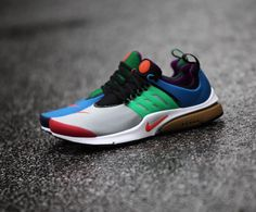 Multicolor Flair On The Nike Air Presto Greedy