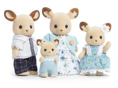 Buckley Deer Family|Calico Critters