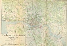 MONUMENTOS DESAPARECIDOS: Mapas Antigos da Cidade do Porto. (1809 a 1903)