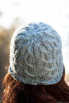Free pattern Evergreen Cap - Knitting Patterns and Crochet Patterns from KnitPicks.com