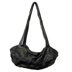 AWAY - www.mymist.it - black leather bag