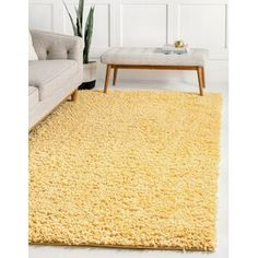 Well Woven Cabana Geometric Yellow/White Area Rug | Wayfair Yellow Area Rugs, Yellow Rug, White Area Rug, Gray Yellow, Color Yellow, Sheds For Sale, Modern Area Rugs, My New Room, Online Home Decor Stores