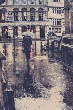 Under the Rain by (Marco Maioriello)