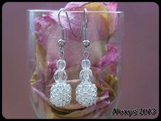 #earring #bead #handmade #noxys