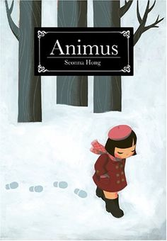 A moving--and moving!--picture book featuring charming pop-up paper engineering, Animus is the story of a little girl and a vicious dog.  From her first frightful encounter with the animal, through a fanciful series of attempts at communication, the girl comes to realize that some differences are irreconcilable. (Ages 4+)