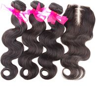 3 bundles and a lace closure