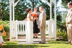 Brett Simpson Photography - outdoor wedding ceremony, summer wedding ideas
