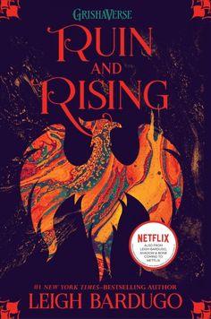 Book Club Books, Book Lists, Bone Books, Crooked Kingdom, The Darkling, The Grisha Trilogy, Destroyer Of Worlds, Leigh Bardugo, Netflix Original Series