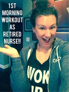 Then the best part of being a retired nurse at 29.... Living my dream!!! Waking up stress free, going about my business and doing my workout, enjoying it knowing this is my life!!! This is the opportunity that was given to me!! #retire #opportunity #workout