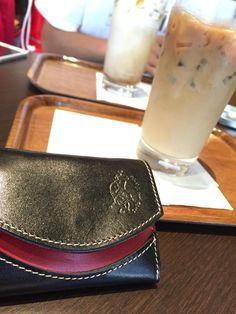 豆乳コーヒー飲んでみる #小さいふ