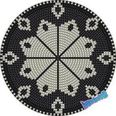 Wayuu Mochilla Bag Chart 80