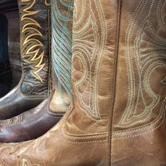 Every gal needs a nice pair of boots to complete her outfit. At your local Wilco Farm Store, we are proud to offer you quality brands like Ariat, Justin, Georgia, Danner, and Durango.