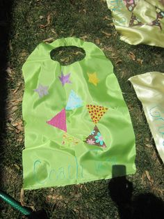 Another fun race accessory!  Shining Star Cape! GOTR