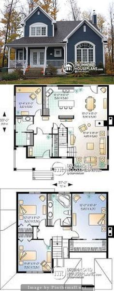 New Farmhouse Design Ideas House Plans Photo Galleries Ideas Layouts Casa, House Layouts, Sims 4 Houses Layout, Farmhouse Layout, Farmhouse Design, Farmhouse Ideas, Farmhouse Style, Sims 4 House Plans, House Floor Plans