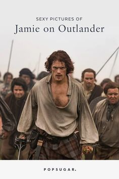The 41 Sexiest Pictures of Jamie on OutlanderYou can find Outlander series and more on our website.The 41 Sexiest Pictures of Jamie on Outlander James Fraser Outlander, Sam Heughan Outlander, Outlander Tv, Outlander Series, Gabaldon Outlander, Claire Fraser, Jamie And Claire, Jamie Fraser, Historical Romance Books