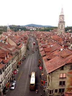 Altstadt . Bern . ada k.a