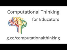 Are you signing up for Google's Computational Thinking course for Educators? — Edgalaxy: Cool Stuff for Nerdy teachers