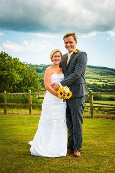 Devon wedding photographer at Cranberries Hideaway