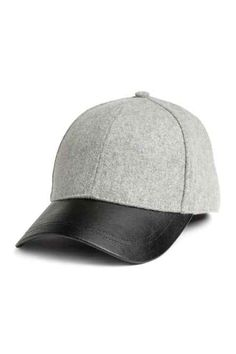 Șapcă din amestec de lână