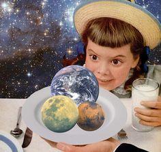 Marina Molares: 5 planets a day